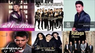 Mix Enganchado Cumbia - Noche de Brujas, Ráfaga, Megapuesta, Américo, Garras de Amor y Jordan.