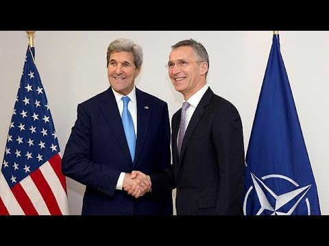 John Kerry despediu-se de homólogos europeus na NATO