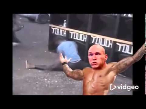 Best OF 10 RKO (Randy ORTON) This Very Funny lol :ASD:S