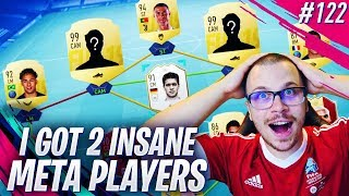 FIFA 19 I GOT 2 INSANE META/OP PLAYERS FOR FUT CHAMPIONS & DIVISION 1!