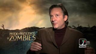 Pride and Prejudice and Zombies Interview w/ Director Burr Steers