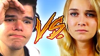 JELLY vs. SANNA COUPLE GTA 5 CHALLENGE!