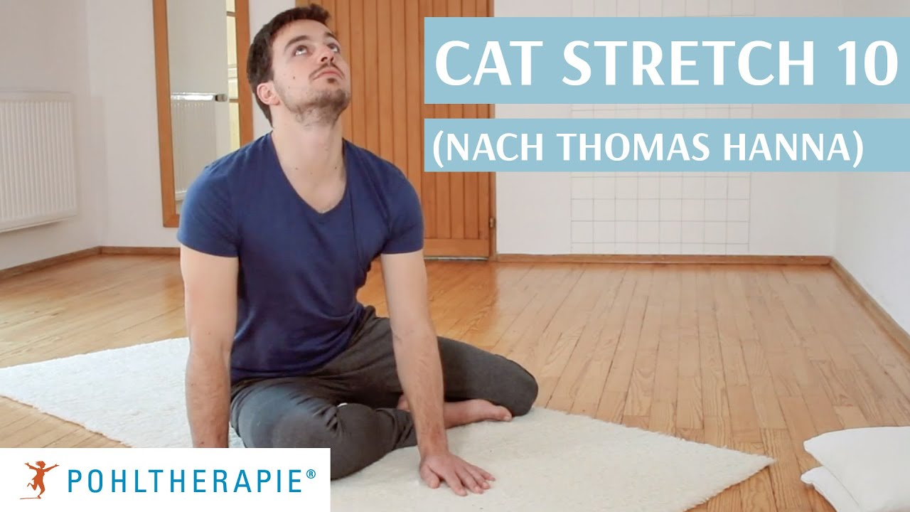 Cat Stretch 10 (nach Thomas Hanna)