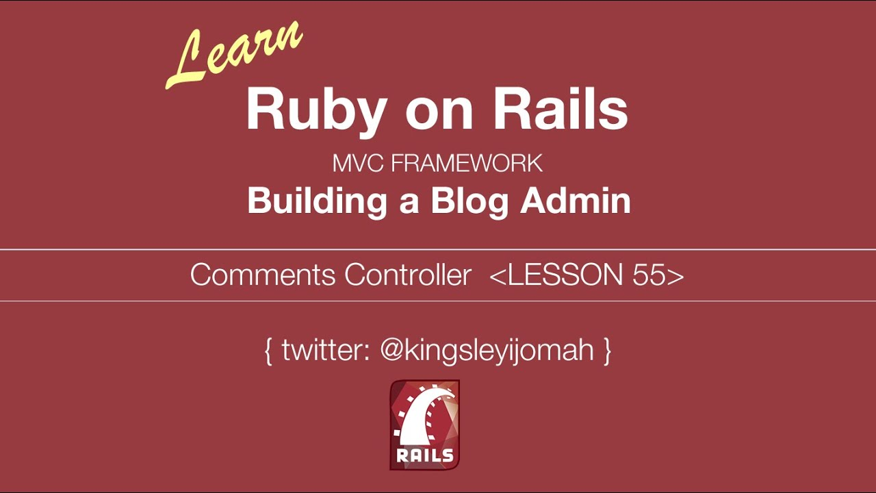 Learn ruby on rails tutorials for beginners building admin system learn ruby on rails tutorials for beginners building admin system lesson 55 baditri Images