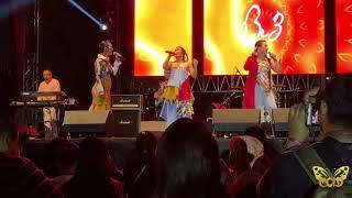 Ab Three  Be3  - Bicaralah/ayaya/lagi Lagi At 90s Fest