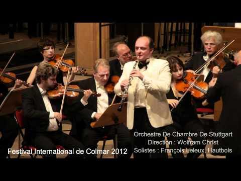 David Fray, François Leleux, Wolfram Christ - Festival International de Colmar 2012