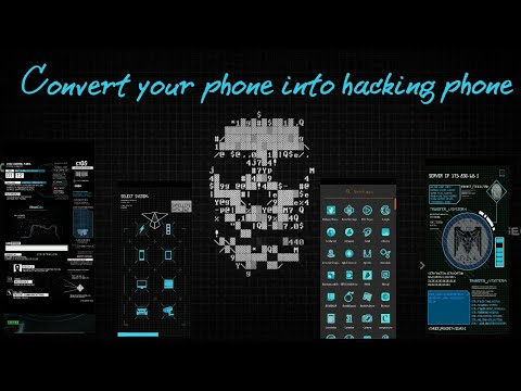 MAKE YOUR OWN HACKING PHONE | WATCHDOGS THEME | NO ROOT