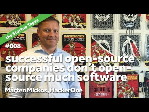 Successful open-source companies don't open-source much software — The Startup Tapes #008