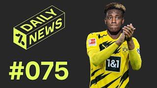 BVB stand vor Abraham - Transfer! Die Pogba - Saga beginnt! HSV wirft Talent raus!
