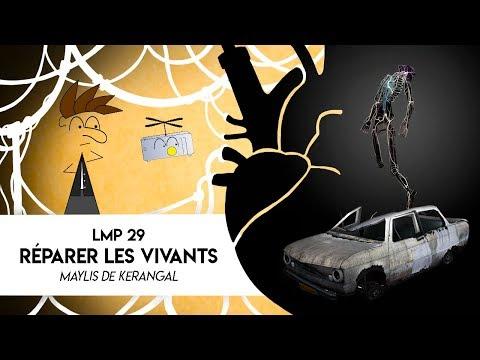 LMP 29 : REPARER LES VIVANTS, Maylis de Kerangal