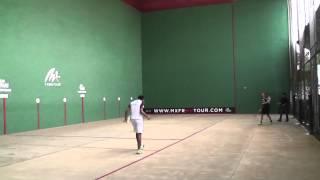 Mx Frontour - Frontenis - Histórica Final de Singles (Turi vs. Boliyito) Querétaro 2013