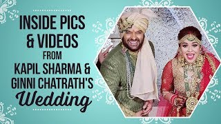 Kapil Sharma and Ginni Chatrath's Wedding: Inside pics & videos from the ceremony!