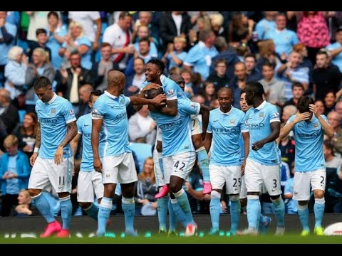 Manchester City - Amazing Goals in 2015 (HD)