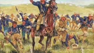 I Left My love (US cavalry song from Ford