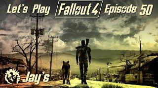 [FR] Let's Play Fallout 4 - QG du réseau du rail - Episode 50