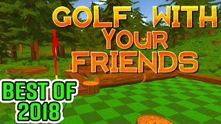 BEST OF 2018! [4/5] - Hokej/Golf With Your Friends - TOP2