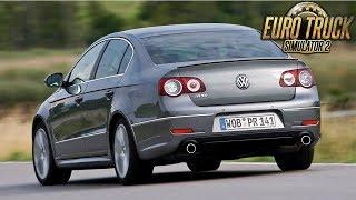 Volkswagen Passat ETS2 - Euro Truck Simulator 2 ETS2 v1.27 I Car Mod