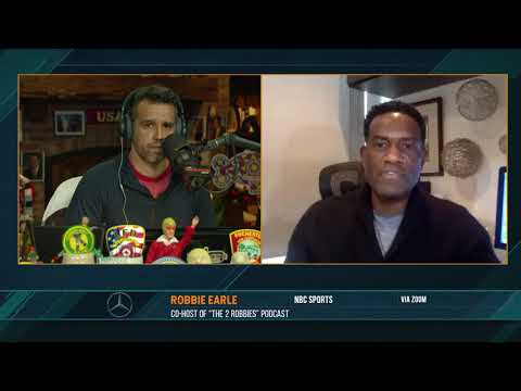 Robbie Earle discusses possible changes to European Football following the ESL collapse   04/22/21