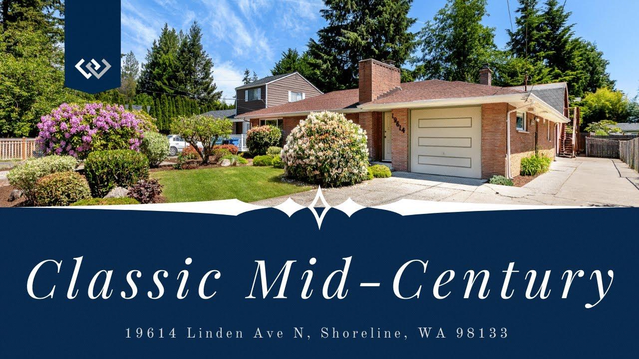 19614 Linden Ave N, Shoreline, WA, 98133 MLS# 1606166 BrennerHill