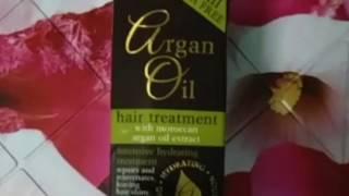 Argan Oil Hair Treatment-Health & skin care product's Live video-03