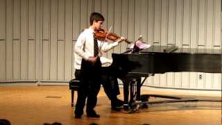 Allegro Brillante by Ten Have, performed by Bertrand Stone
