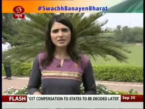 "Special Programe on Swachh Bharat: ""Swachhta Ki 10 Misalein"" |30/9/ 2016"
