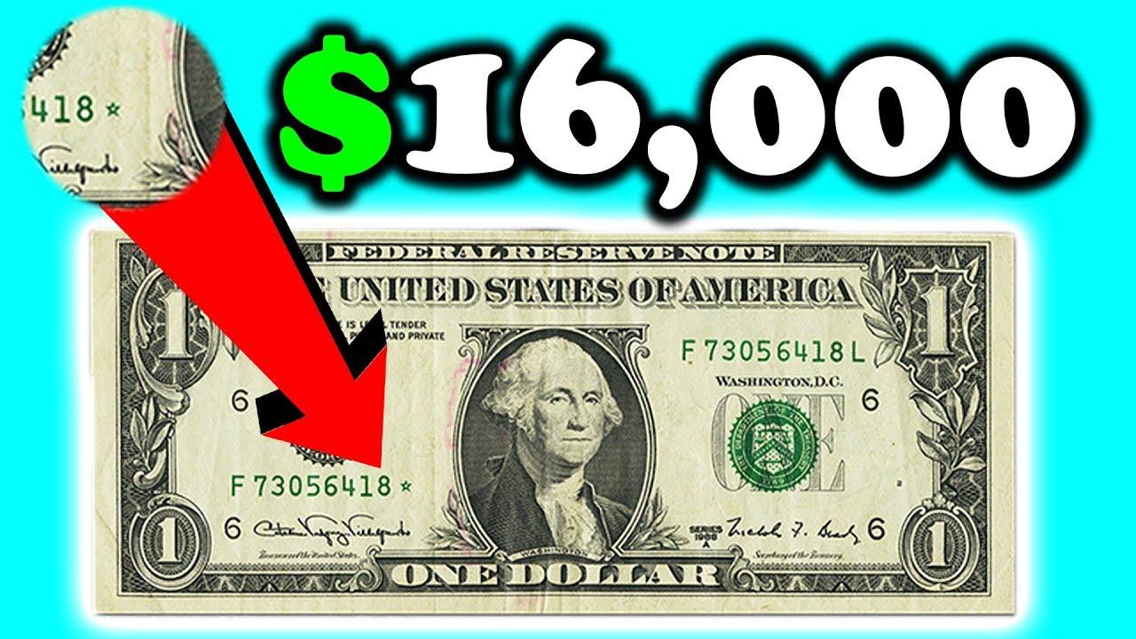 RARE PAPER MONEY ERRORS - VALUABLE DOLLAR BILLS AND BANK ...