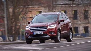Motorsi Proovisõit - Ford Kuga