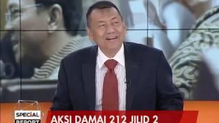 Nicholay Aprilindo : Kuasa Hukum Ahok dari beberapa Kader Parpol - Special Report 21/02