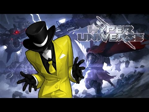 HyperUniverse Jack Gameplay and status update (upcoming Gstar)