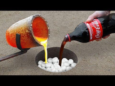 Experiment: Coca Cola