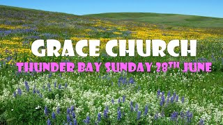 June 28th, 2020 Pastor Martin Lord (Grace Church)
