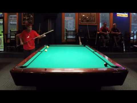 Ramil Gallego vs Chad Harrison Family Billiards