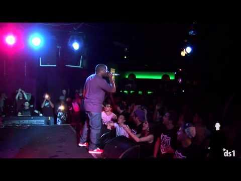 Clipse - Pusha T, Malice & Ab Liva - Hell Hath No Fury live set in Melbourne