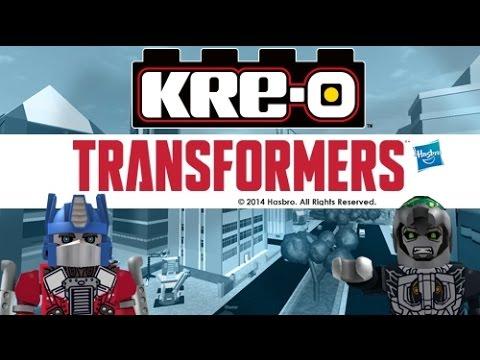 Roblox: KRE-O Transformers Game