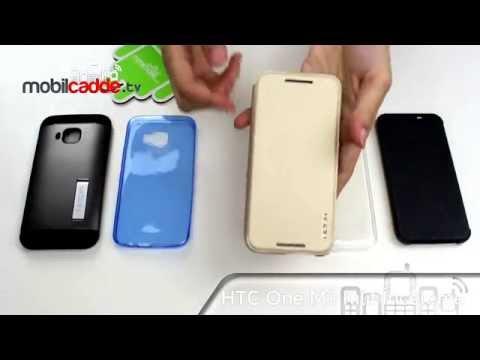 HTC One M9 Dot View Kılıf İncelemesi