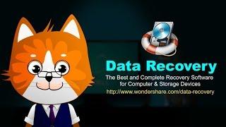 Wondershare Data Recovery: Your Nightmare Terminator