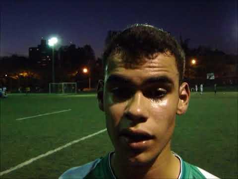 Entrevista | Paulo Henrique - sub17 Col. Tiradentes