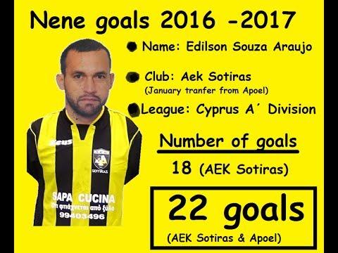 Nene Goals - AEK Sotiras 2016-2017