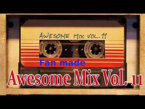 Feel good vibe from the 70´s: Awesome mix Vol 11. Guardians of the Galaxy style