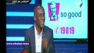 أحمد فيلكس يغني لعبدالباسط حمودة.. فيديو