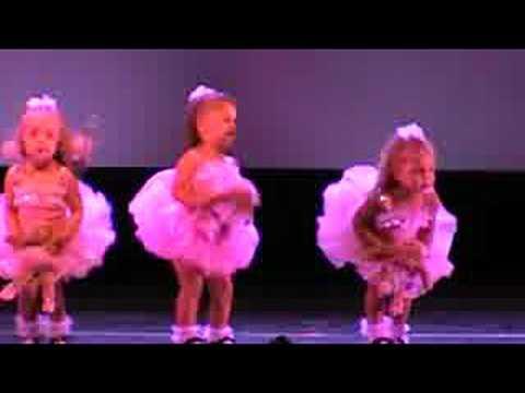 Miss O's First Dance Recital - 2008
