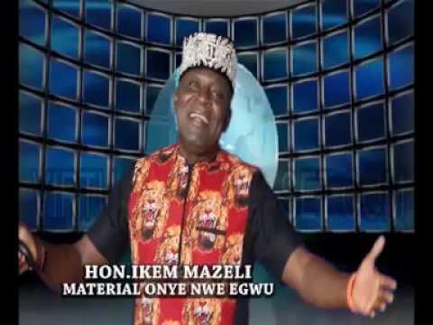 Ikem Mazeli - Ekelu Olu Eke Nuwa