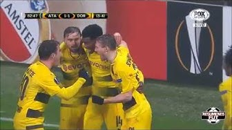 Atlanta vs BVB 1-1 (agg 3-4) all highlights AND goals