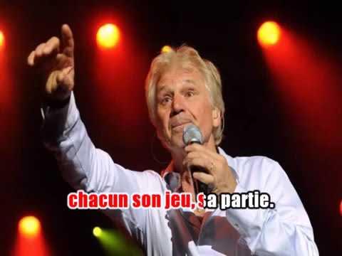 Karaoké Gérard Lenorman - Sur le chemin de la vie  1975