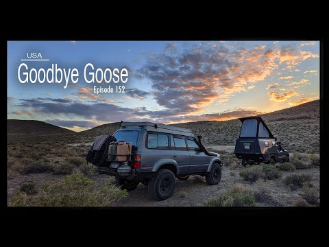 Goodbye Goose...