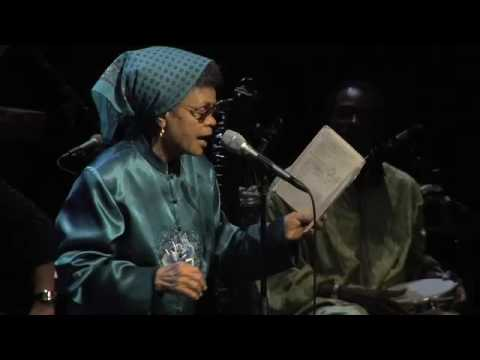 2008: Sonia Sanchez — Middle Passage - YouTube