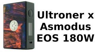 Piękny Box - Ultroner x Asmodus EOS 180W
