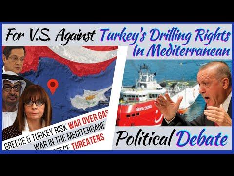 5 Minute Debate   Greece, Cyprus or Turkey: Who Owns Mediterranean Gas? -Simplified
