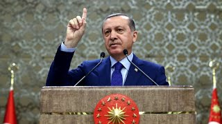Turkish President Imposes 3 month State of Emergency in Post-Coup Crackdown